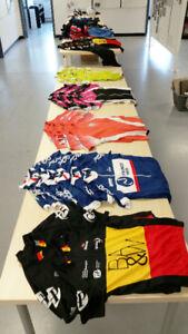 LOT équipement pour filles/femmes cyclistes...