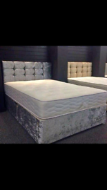 BRAND NEW BEDS SALE! Factory Built with FREE Headboard and Delivery!