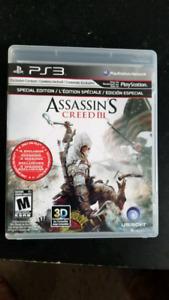 PS3 - Assassins Creed 3