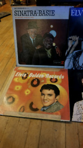 Elvis Albums as singles or as a package for $120