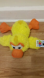 PLUSH TOY Classic Yellow soft fuzzy Duck