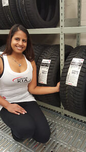 **HUGE WINTER TIRE SALE** KIA / HYUNDAI WINTER Tire & Rim PKG's