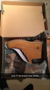 TIMBERLANDS s 11 US MALE BRAND NEW