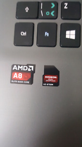 acer 8/10 condition laptop scratchs on the front