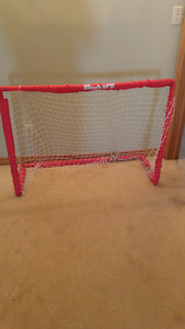 Youth hockey net
