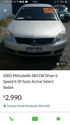 2005 Mitsubishi Port Kennedy Rockingham Area Preview