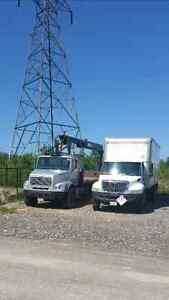 2 Men and 24' Truck, Written Quotations, Hourly and Flat Rates Kitchener / Waterloo Kitchener Area image 2