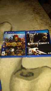 Ps4 games Cornwall Ontario image 2