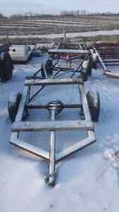 Utility Trailer Frame Projects