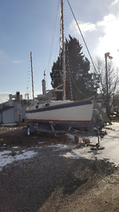 23' Rob Roy Yawl for Sale