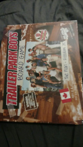 Discontinued trailer park boys board game