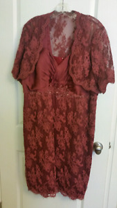 Brand new Size 24 mother of the bride/groom dress