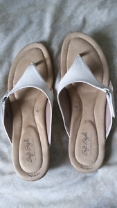 Soft style sandals brand new