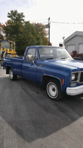 Pick-up Chevrolet 1976