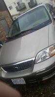 2001 Ford Windstar Limited.