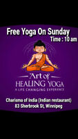 Free Yoga on Sunday