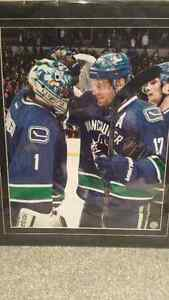 Signed Kelser / Luongo Celebration