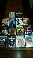 DVD's for sale $2 each