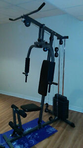 Home Gym Weight Bench System