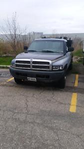 2002 dodge ram 2500 cummins diesel