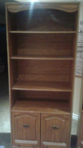 Bookcase & Shelving Unit