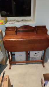 Antique Gibbard Writing Desk - Early Piece