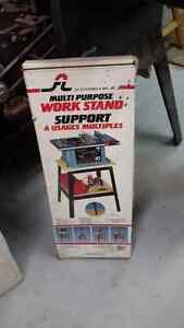 MULTIPURPOSE WORK STAND NEW IN BOX