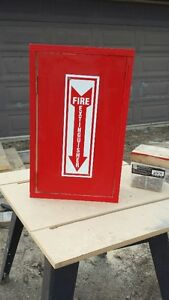 Fire Extinguisher Cabinet Edmonton Edmonton Area image 1