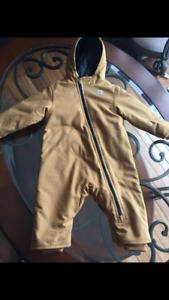 Like new insolated Carhartt suit