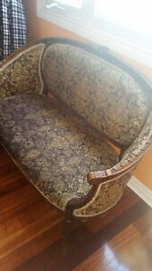 antique sofa sets more than 100 years old
