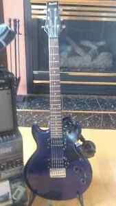 Guitare électrique ibanez gio pour jeune très peu servi  West Island Greater Montréal image 2