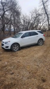 SAFTIED 2016 Chevy equinox LS AWD