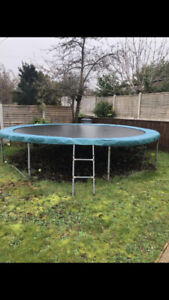 Free Trampoline Good Condition
