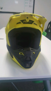 Mens Fox Motocross Helmet