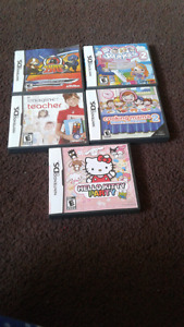 Kids ds games