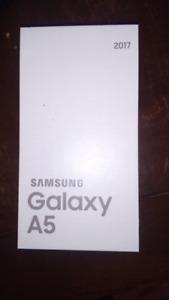 New Unused Samsung Galaxy A5