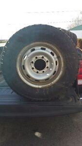 4 Steel Rims with Sensors to fit 2012 Dodge Ram 2500
