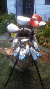 set de golf complet pour femme -- droitier