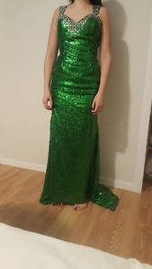 Size 8 Gown