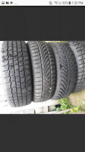 Winter tires 4.......only $100!!!!