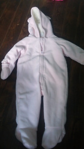 Manteaux 6-12 mois fille
