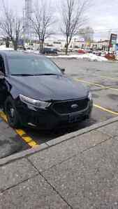 2014 ford taurus police package
