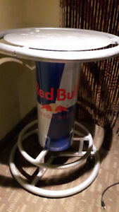 table style bistro Red Bull