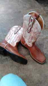 Boots for sale size 8 50.00 pair