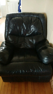 Well loved recliner