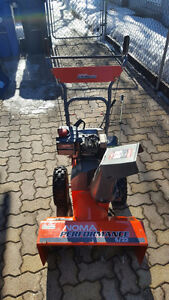 """22"""" 5HP NOMA SNOWBLOWER FOR SALE $200 OR OBO"""