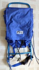 Hiking / Trail backpack. Light weight frame