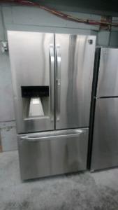 Réfrigérateur LG studio 900 $livraison inclus
