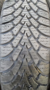 GOOD YEAR NORDIC WINTER TIRES West Island Greater Montréal image 2
