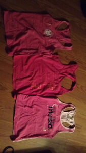 Zumba clothes and cd's